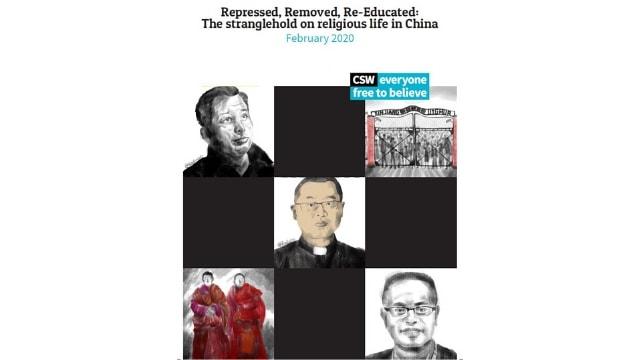 vita religiosa in Cina