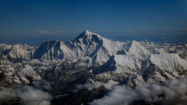 Il monte Everest, nuova sede per la stazione 5G più alta del mondo