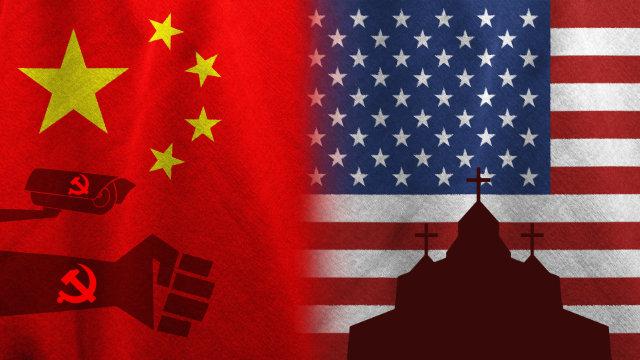 Il PCC reprimere le chiese americane