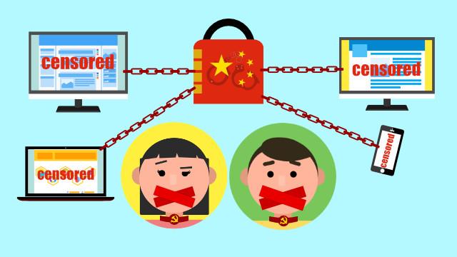 La censura online in Cina