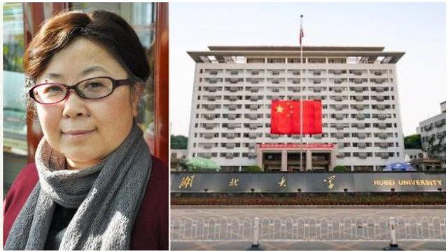 Liang Yanping è stata espulsa