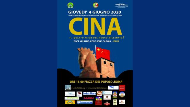Roma 4 giugno 2020