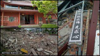 Quasi 100 luoghi legati ai culti tradizionali cinesi soppressi in tre province