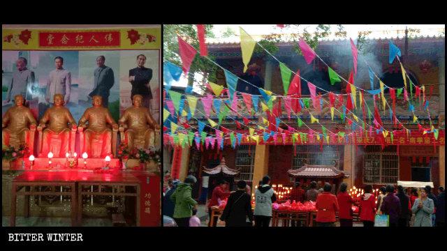 grandi uomini del PCC