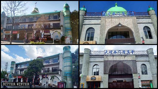Le moschee della Porta Sud e della Porta Ovest