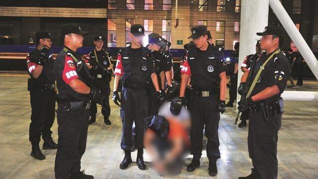 operazione unificata di arresto