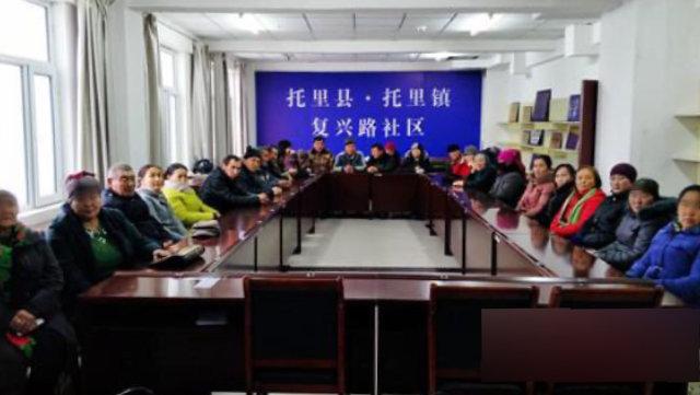 Abitanti dello Xinjiang