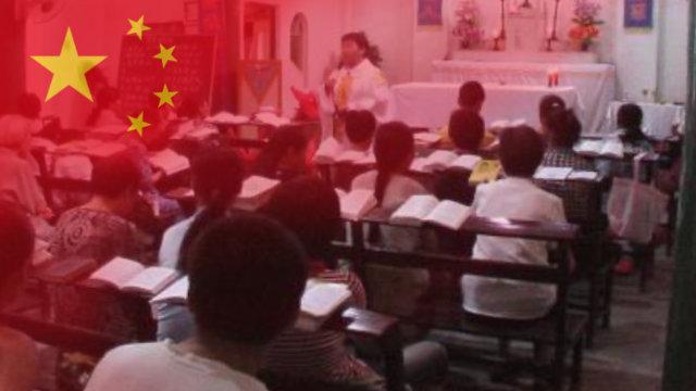 Chiesa cattolica nella provincia dello Jiangxi
