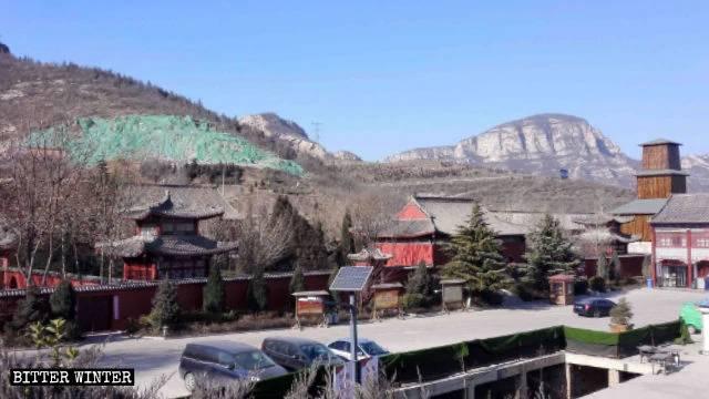 Il tempio Lingyan
