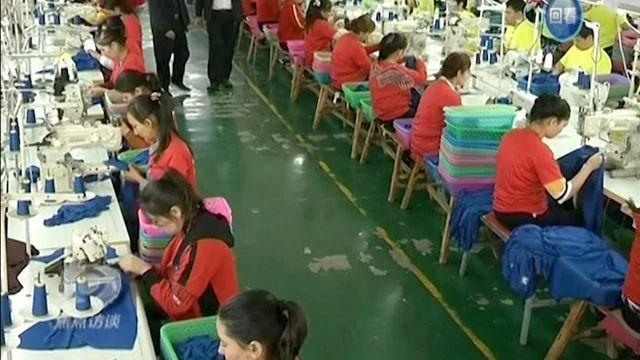 Le fabbriche dello Xinjiang