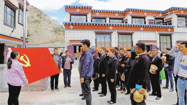 Membri del Partito nel Tibet