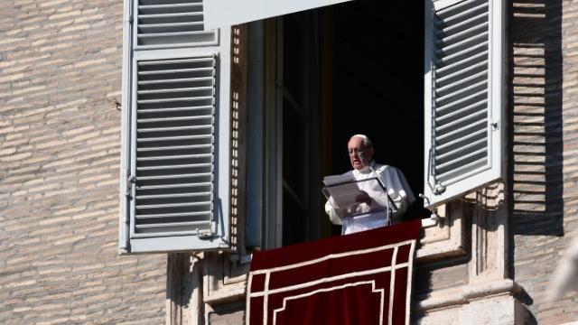 Papa Francesco Angelo