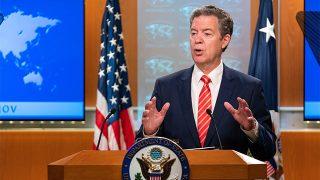 Quarto d'ora comico: la Cina sanziona gli Stati Uniti