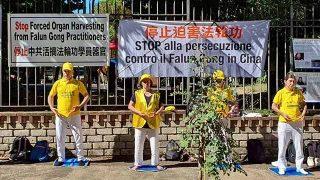 Più di 600 legislatori denunciano la Cina nell'anniversario dell'inizio della repressione del Falun Gong