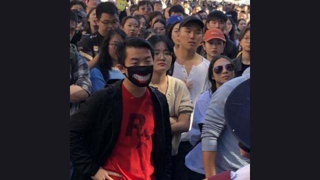 Agenti segreti cinesi pronti al azione