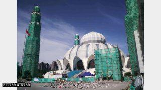 Moschee «sinizzate» nel Ningxia, nello Jilin e nell'Henan