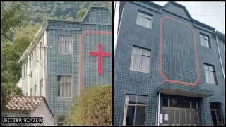 Chiese domestiche saccheggiate per costringerle ad aderire alla Chiesa ufficiale