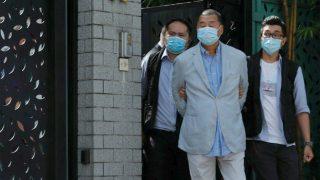 Arrestato Jimmy Lai: un duro colpo per i dissidenti cattolici cinesi