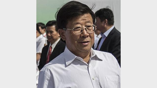 Il ministro della Sicurezza pubblica, Zhao Kezhi
