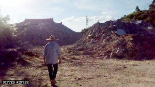 Case di cura religiose chiuse e demolite nel Fujian