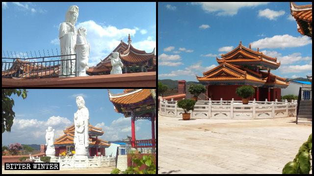 Le statue della Guanyin