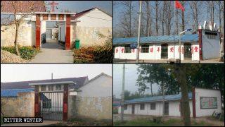 Chiusi quasi 550 luoghi di culto protestanti nello Jiangsu