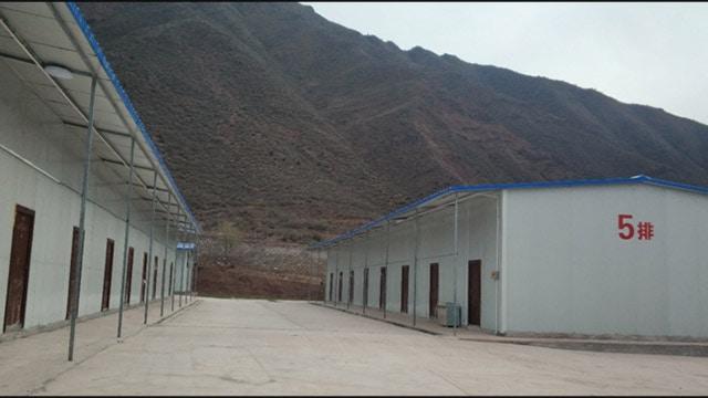 Un centro di formazione professionale di tipo militare