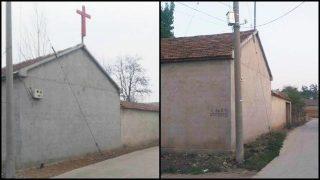 Luoghi di culto soppressi con il pretesto di prevenire l'epidemia