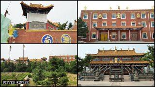 Shanxi, distrutto un tempio buddhista tibetano costruito mille anni fa